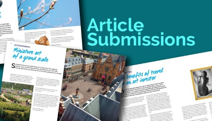 Article Submission Process An Explanation